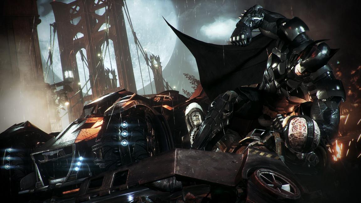V novém Batmanovi najdete i scény z pohledu vlastních očí aktéra