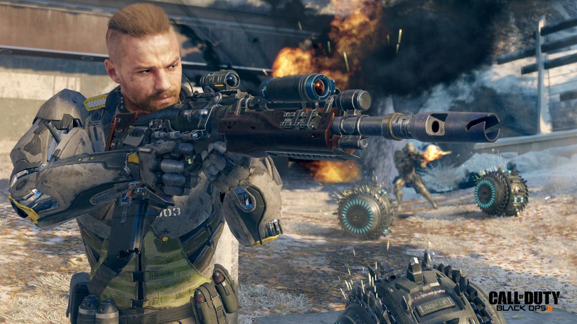 Call of Duty: Black Ops III si v multiplayeru bere nápady od všech konkurentů