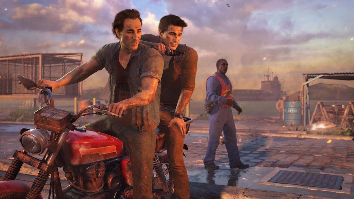 Jak vzniká herní blockbuster: pohled do zákulisí natáčení akčních scén pro Uncharted 4