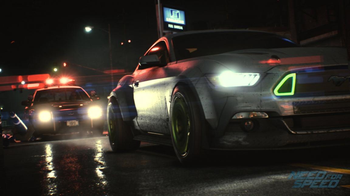 Nový díl Need for Speed si zahrajete ještě letos