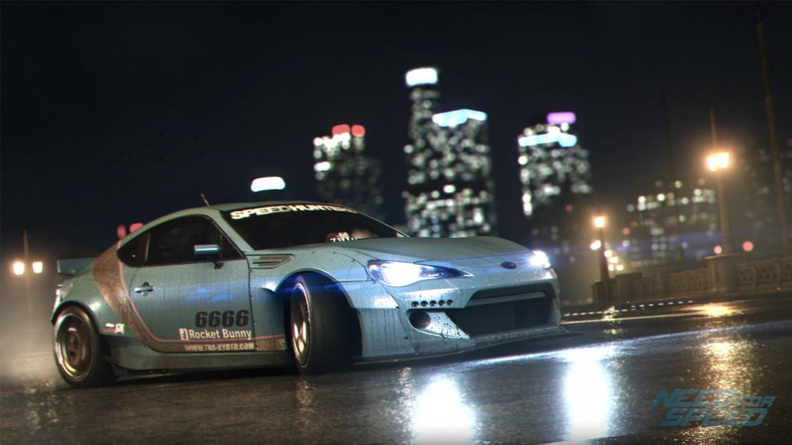Veškerý nový obsah pro Need for Speed bude k dispozici zdarma