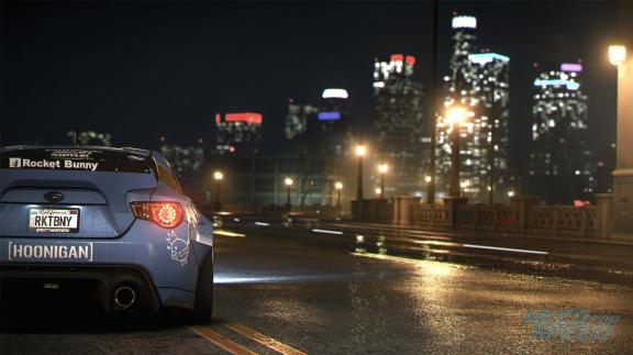 Need for Speed - recenze PS4 verze