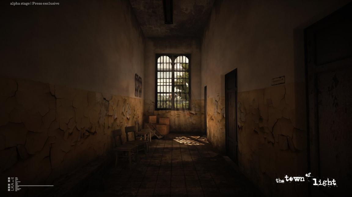 Psychiatrické sanatorium hororu The Town of Light otevírá své brány díky novému demu
