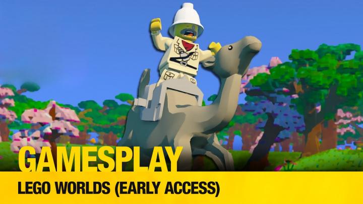 GamesPlay: Lego Worlds