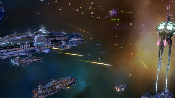 Star Hammer: The Vanguard Prophecy - recenze vesmírné strategie
