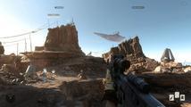 Na internet se dostávají první obrázky a videa uniklá z alfy Star Wars: Battlefront