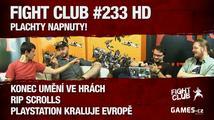 Fight Club #233 HD: Plachty napnuty!