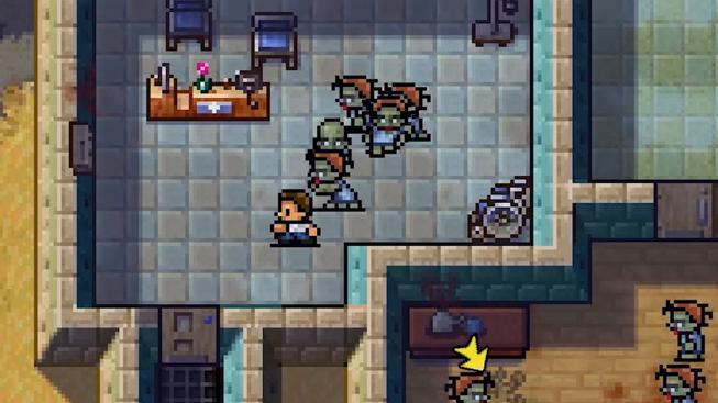 скачать игру the escapists зомби через торрент