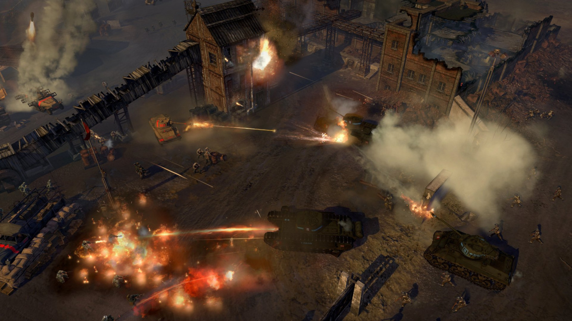 Company of Heroes 2: The British Forces