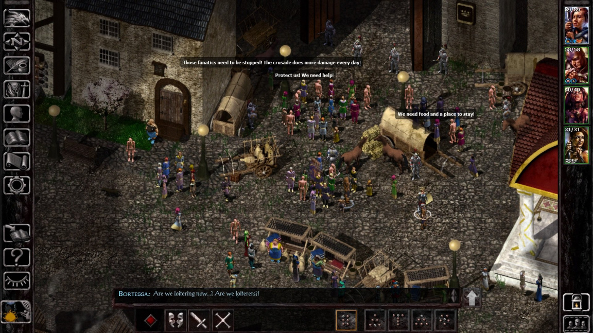 Tvůrce Baldur's Gate remasterů posílí David Gaider, zkušený scenárista z BioWare