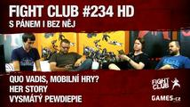 Fight Club #243 HD: S pánem i bez něj