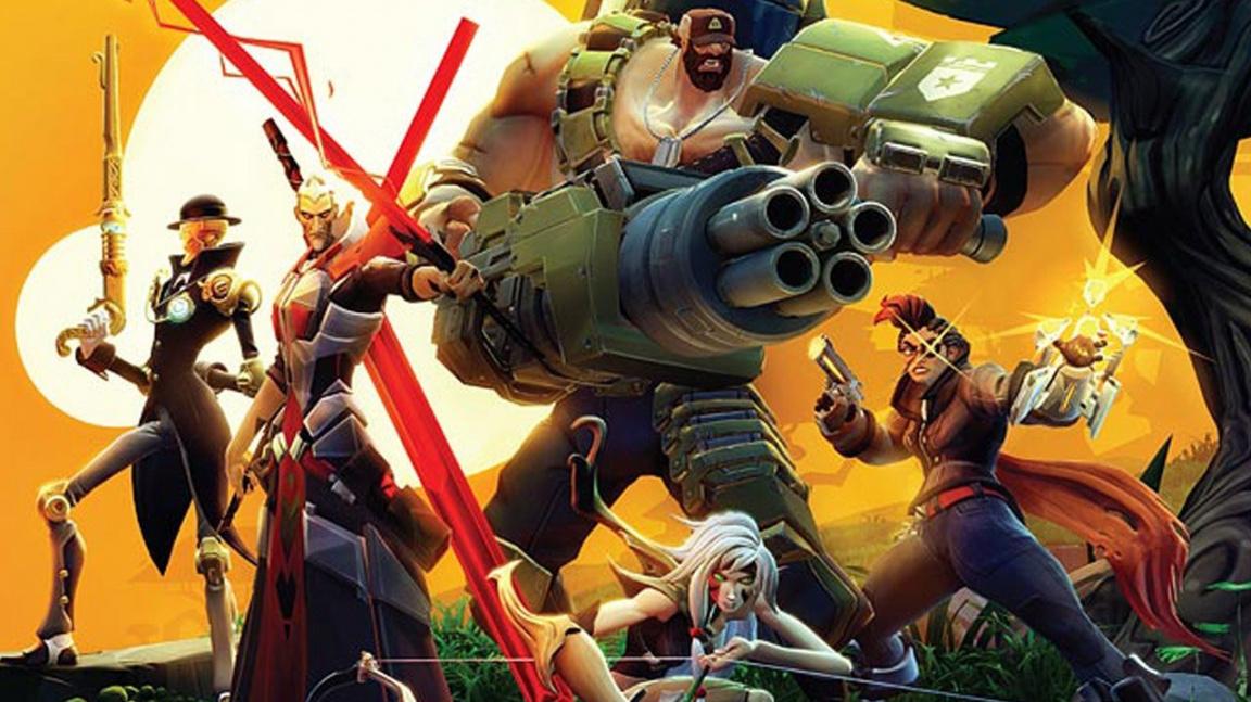 Otevřená beta MOBA střílečky Battleborn začne druhý týden v dubnu