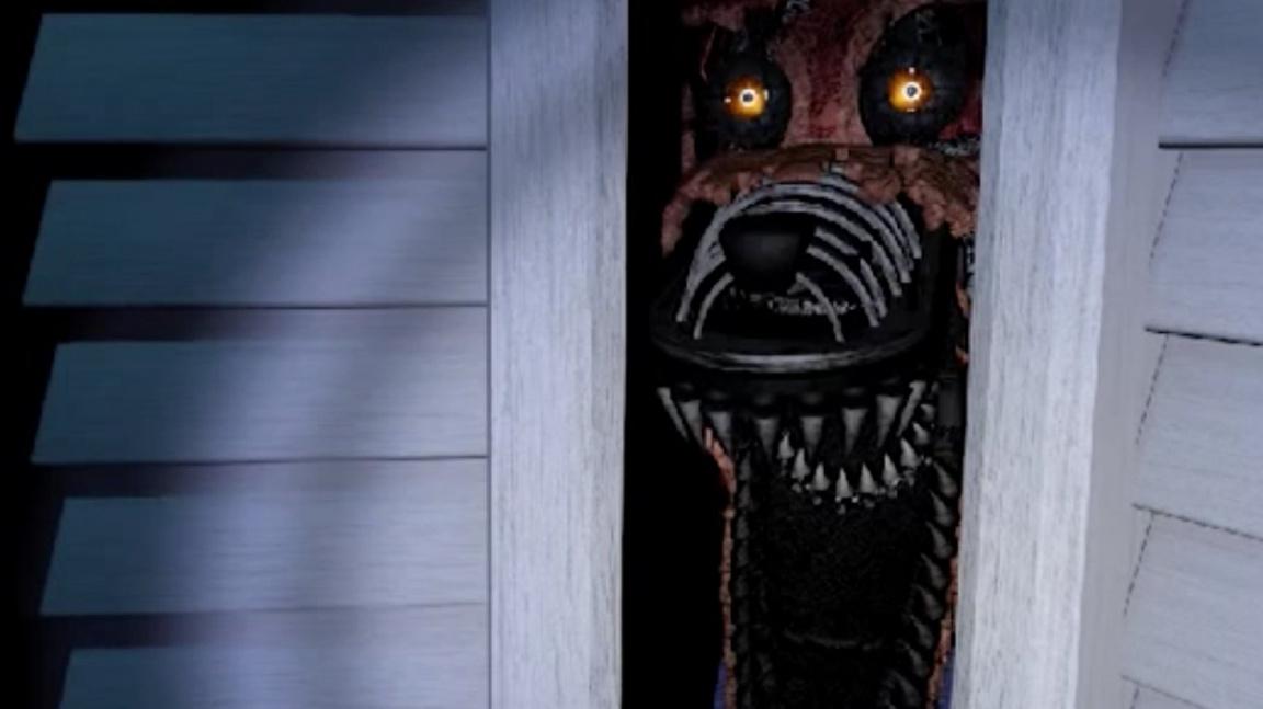 Posledních pět děsivých nocí zažijete ve Five Nights at Freddy's 4 na začátku srpna
