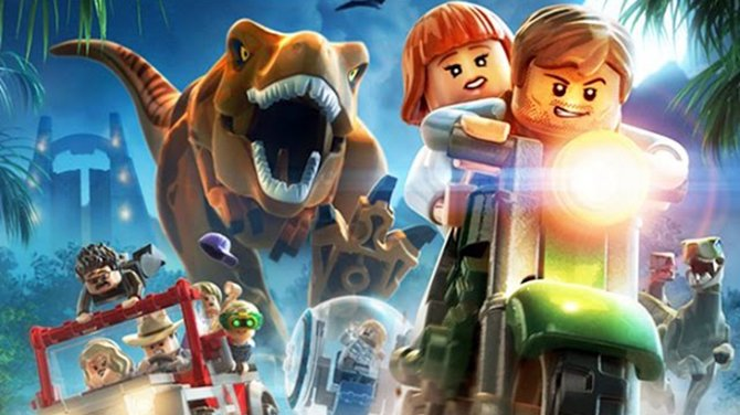 LEGO Jurassic World - recenze