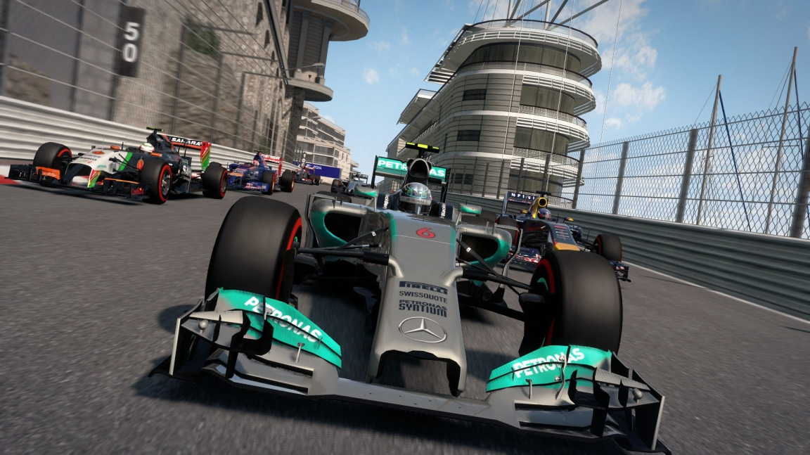 F1 2014 - recenze