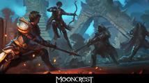 Akční RPG Mooncrest od bývalých vývojářů z BioWare si hodně bere ze Souls série