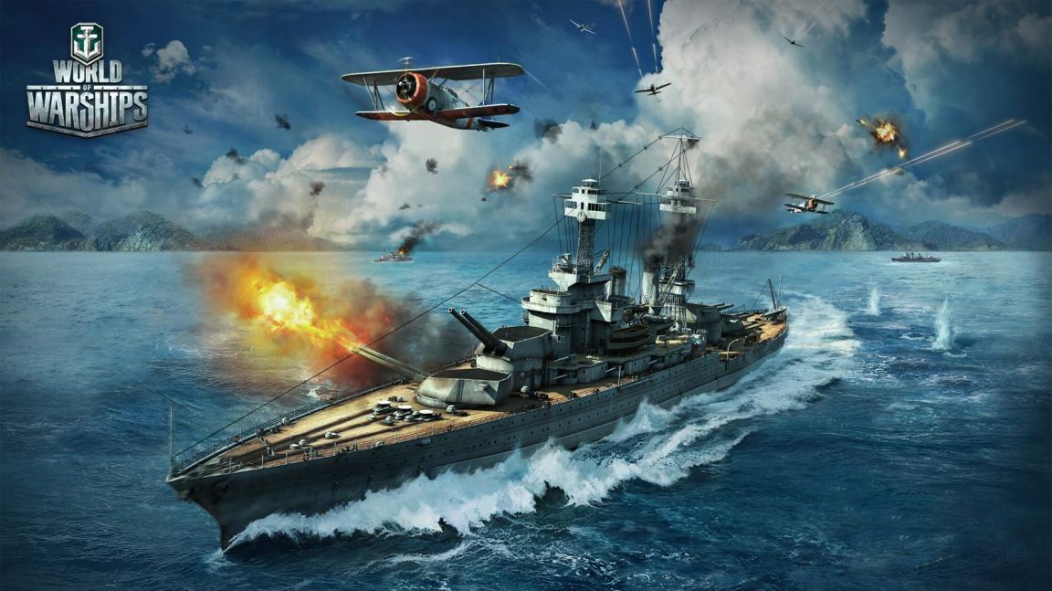 World of Warships chystá na letošní rok nové lodě, počasí a spoustu změn