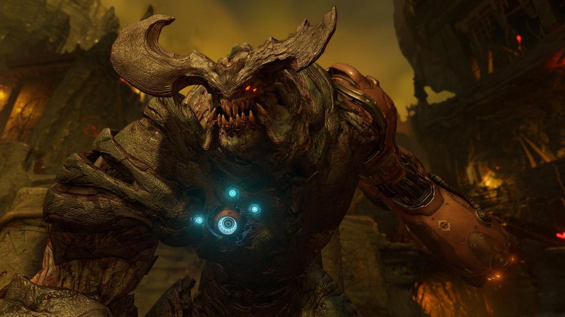 Kampaň nového Dooma se představuje v hodinovém záznamu z hraní