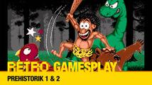 Retro GamesPlay: Prehistorik 1 & 2