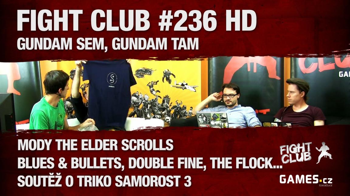 Fight Club #236 HD: Gundam sem, Gundam tam