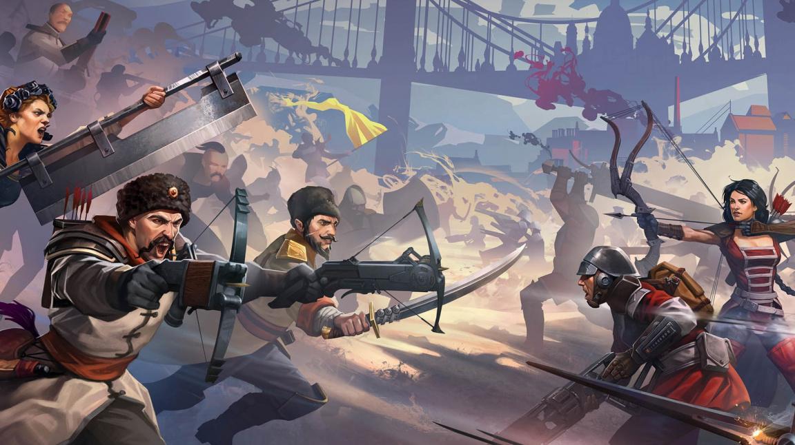 BattleCry chce být multiplayerový Devil May Cry z alternativní první světové