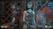 Graficky výrazná adventura Cradle nabízí malý sandbox a kyberpunkové mystérium