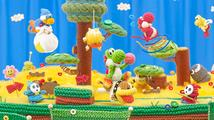 Yoshi's Woolly World - recenze
