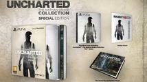 Sběratelská verze Uncharted: The Nathan Drake Collection vyjde v Evropě s artbookem