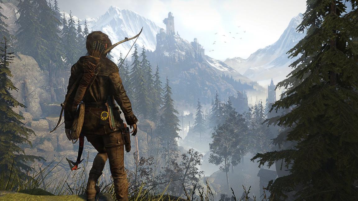 Lara Croft je šikovnější než MacGyver, jak naznačuje video z Rise of the Tomb Raider