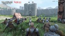 Půlhodina z Mount & Blade II: Bannerlord ukazuje vylepšení na všech frontách