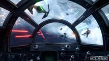 Star Wars: Battlefront představila svůj letecký mód Fighter Squadron