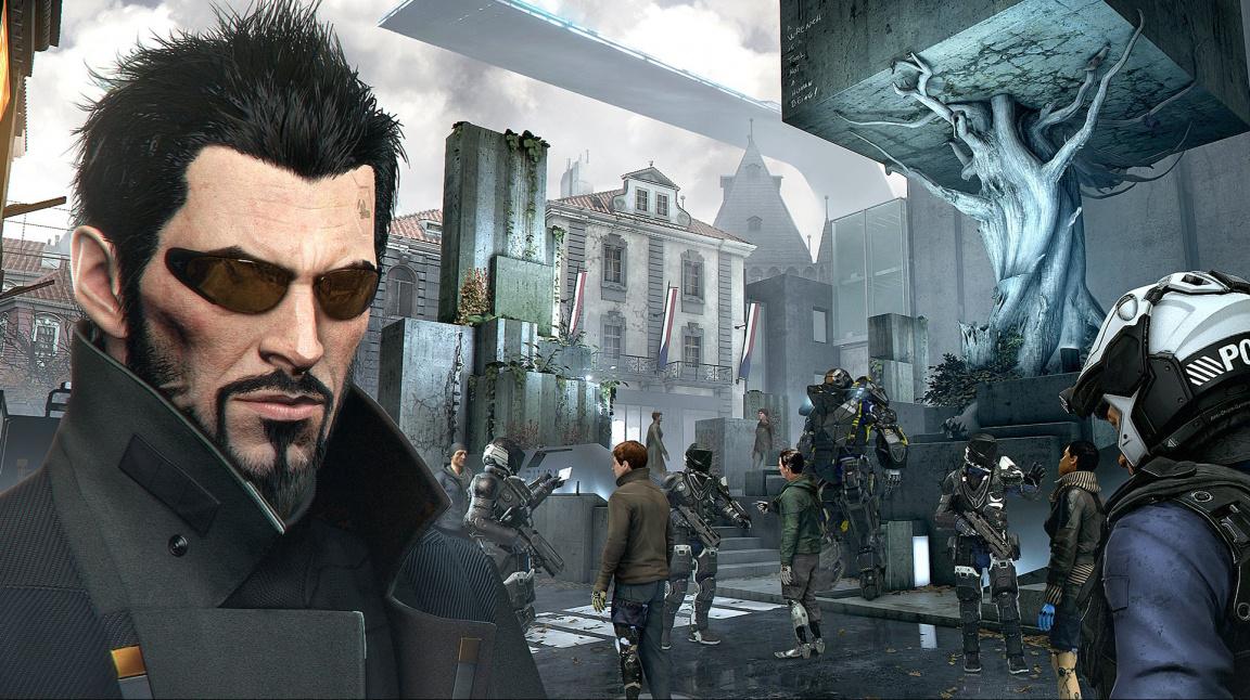 Příběhový trailer na Deus Ex: Mankind Divided staví do centra zájmu Prahu