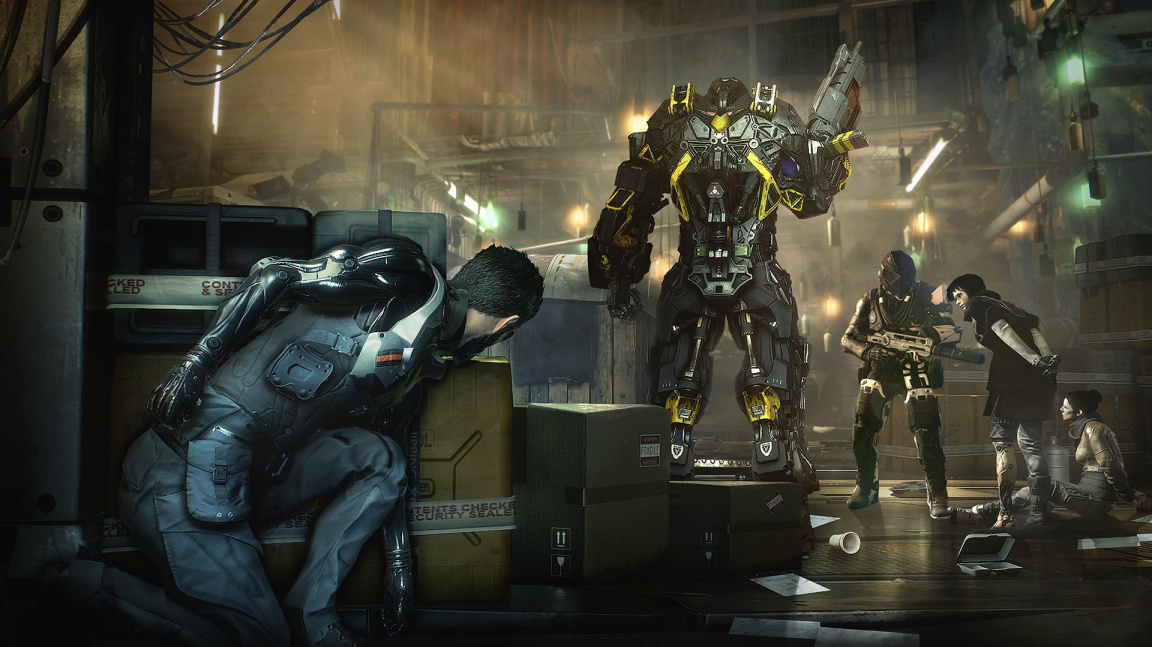 Zakončení příběhu Deus Ex: Mankind Divided nejvíce ovlivní volby z konce hry