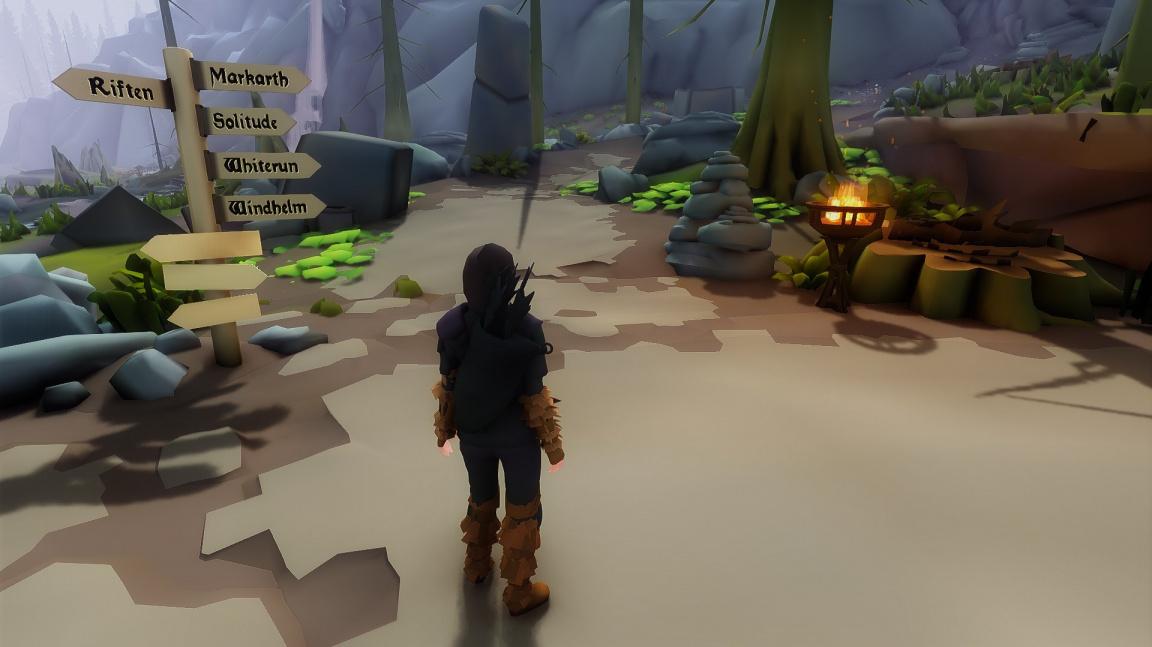 Skyrim jako disneyovka díky modu, co měl hru rozběhnout na odpadním hardwaru