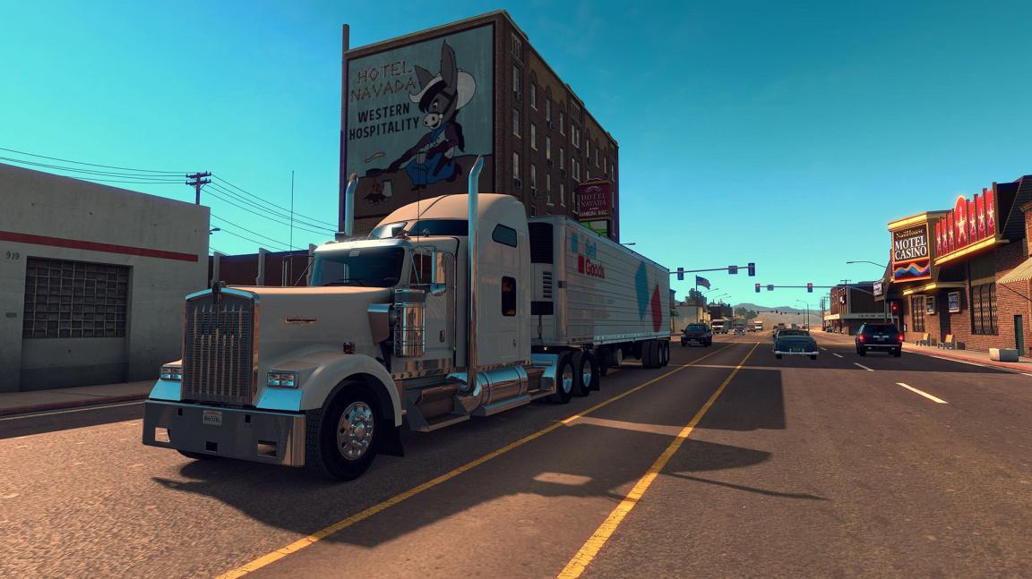 SCS Software vydají American Truck Simulator na začátku února