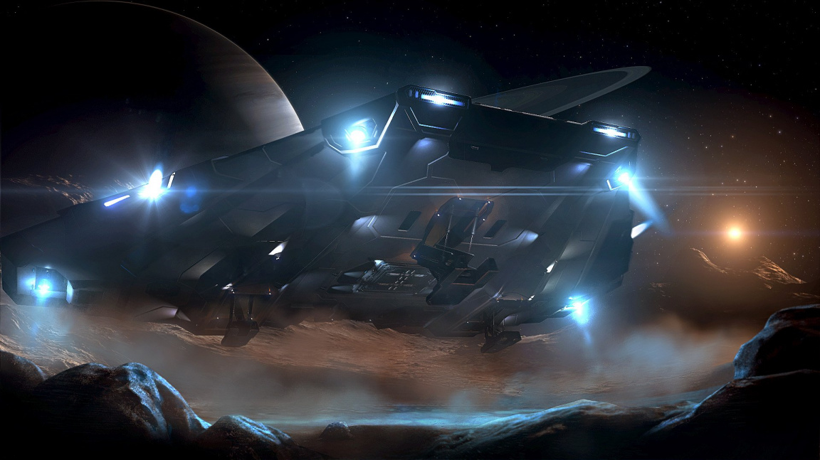 Betaverze Elite Dangerous: Horizons s průzkumem planet vyjde 24. listopadu