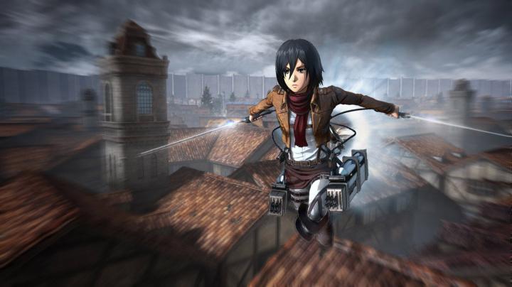 Nová hra Attack on Titan vyjde příští rok na všechny Playstationy