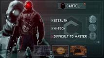 Realtime strategie Act of Aggression představuje Cartel, svou nejnáročnější frakci