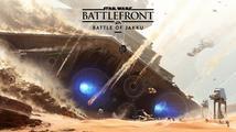 Bitva na filmové planetě Jakku začíná ve Star Wars: Battlefront už dnes