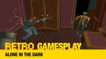 Retro GamesPlay: hrajeme první 3D survival horor Alone in the Dark