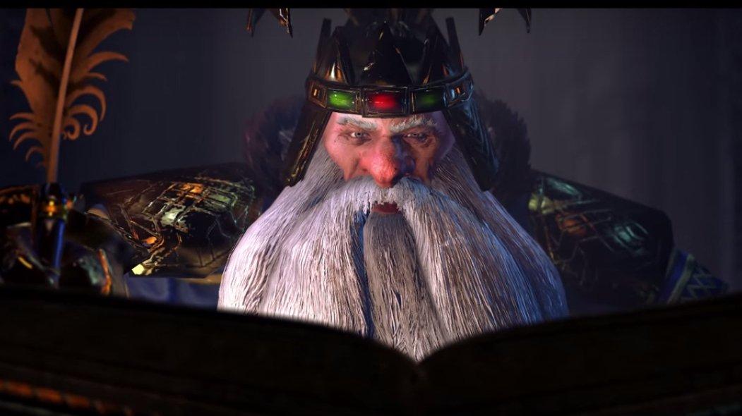 Nové video z Total War: Warhammer se zaměřuje na kampaň pomstychtivých trpaslíků