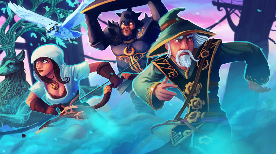 Trine 3: The Artifacts of Power - recenze