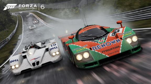 Forza Motorsport 6 - recenze