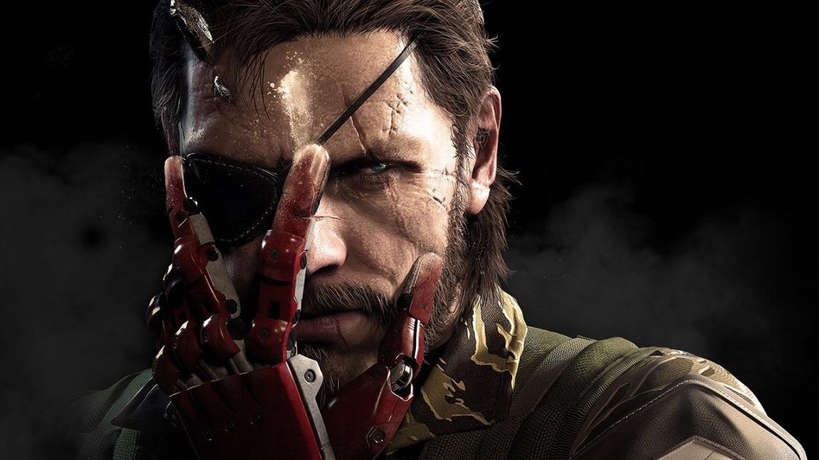 Metal Gear Solid V: The Phantom Pain - recenze