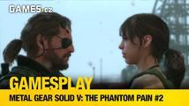 GamesPlay: ještě jednou hrajeme Metal Gear Solid V: The Phantom Pain