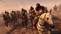 Nový balíček do Total War: Attila přináší pouštní národy pro fajnšmekry