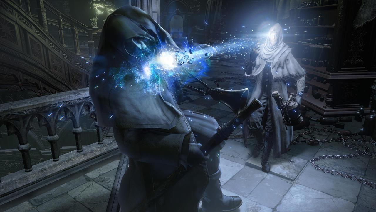Bloodborne na PS5 běží stále ve 30 FPS, Sekiro i Dark Souls III jsou na tom lépe