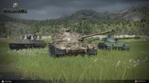 Wargaming připravuje spuštění World of Tanks pro PlayStation 4