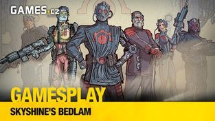 GamesPlay: Skyshine's Bedlam