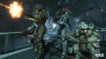 Video z Halo 5 kampaně představuje v akci Blue Team a Master Chiefa
